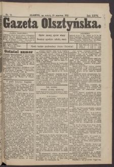 Gazeta Olsztyńska, 1912, nr 76