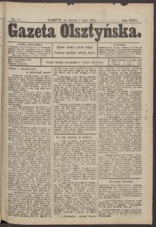 Gazeta Olsztyńska, 1912, nr 77