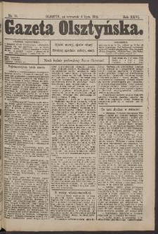 Gazeta Olsztyńska, 1912, nr 78