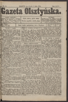 Gazeta Olsztyńska, 1912, nr 80