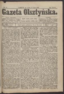 Gazeta Olsztyńska, 1912, nr 85