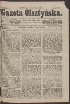 Gazeta Olsztyńska, 1912, nr 86