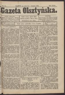 Gazeta Olsztyńska, 1912, nr 90