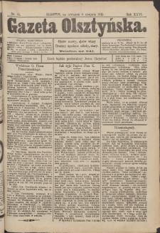 Gazeta Olsztyńska, 1912, nr 93