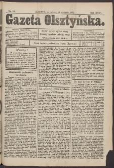 Gazeta Olsztyńska, 1912, nr 94