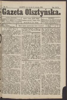 Gazeta Olsztyńska, 1912, nr 95