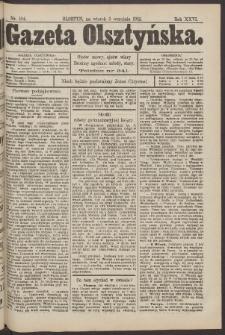 Gazeta Olsztyńska, 1912, nr 104