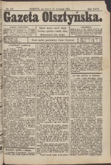 Gazeta Olsztyńska, 1912, nr 107