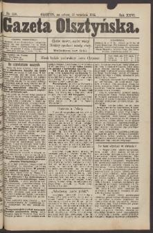 Gazeta Olsztyńska, 1912, nr 109
