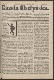 Gazeta Olsztyńska, 1912, nr 112