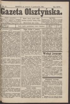 Gazeta Olsztyńska, 1912, nr 117