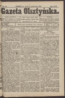 Gazeta Olsztyńska, 1912, nr 121