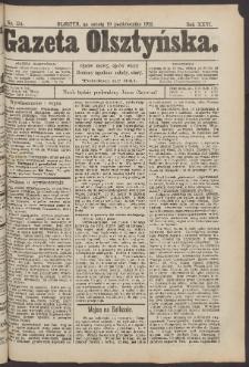 Gazeta Olsztyńska, 1912, nr 124