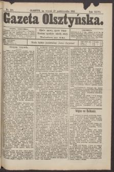 Gazeta Olsztyńska, 1912, nr 128
