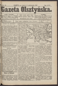 Gazeta Olsztyńska, 1912, nr 129