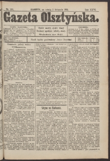 Gazeta Olsztyńska, 1912, nr 130