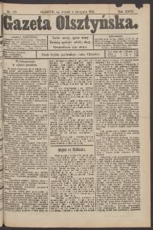 Gazeta Olsztyńska, 1912, nr 131