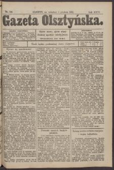 Gazeta Olsztyńska, 1912, nr 144