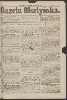 Gazeta Olsztyńska, 1912, nr 154