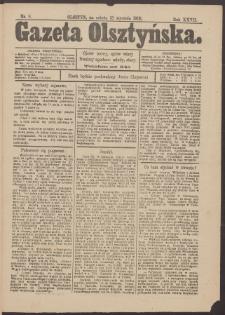 Gazeta Olsztyńska, 1913, nr 8