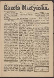Gazeta Olsztyńska, 1913, nr 9