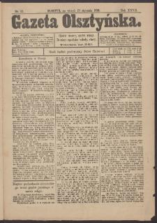 Gazeta Olsztyńska, 1913, nr 12