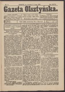 Gazeta Olsztyńska, 1913, nr 19