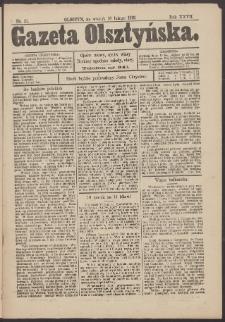 Gazeta Olsztyńska, 1913, nr 21
