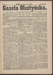 Gazeta Olsztyńska, 1913, nr 27