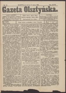 Gazeta Olsztyńska, 1913, nr 32