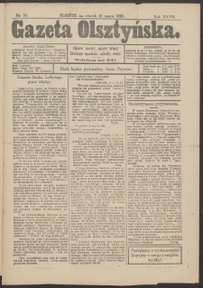 Gazeta Olsztyńska, 1913, nr 33
