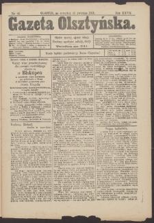 Gazeta Olsztyńska, 1913, nr 42