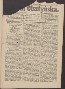 Gazeta Olsztyńska, 1913, nr 43