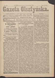Gazeta Olsztyńska, 1913, nr 48