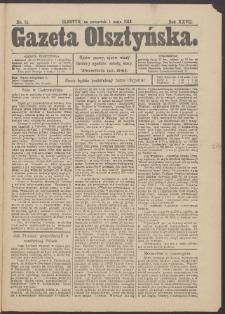 Gazeta Olsztyńska, 1913, nr 51