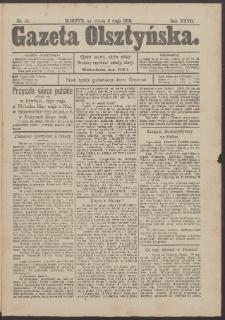 Gazeta Olsztyńska, 1913, nr 52