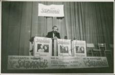[Kampania wyborcza Erwina Kruka w Mrągowie 1989]