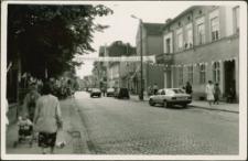 Ulica Królewiecka w Mrągowie. [9]