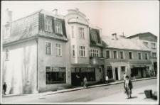 Ulica Ratuszowa w Mrągowie. [7]