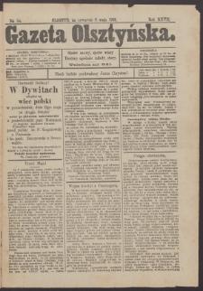 Gazeta Olsztyńska, 1913, nr 54