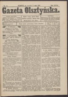 Gazeta Olsztyńska, 1913, nr 56