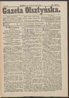 Gazeta Olsztyńska, 1913, nr 60