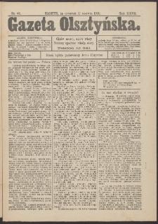 Gazeta Olsztyńska, 1913, nr 68