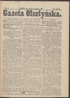 Gazeta Olsztyńska, 1913, nr 73