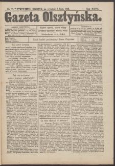 Gazeta Olsztyńska, 1913, nr 77