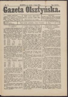 Gazeta Olsztyńska, 1913, nr 79