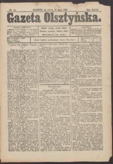 Gazeta Olsztyńska, 1913, nr 84