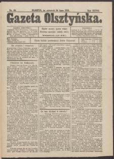 Gazeta Olsztyńska, 1913, nr 86