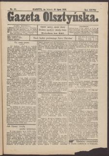 Gazeta Olsztyńska, 1913, nr 88
