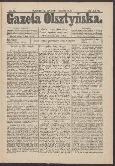 Gazeta Olsztyńska, 1913, nr 92